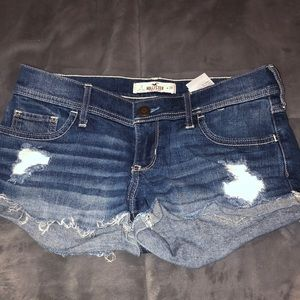 Hollister cut shorts